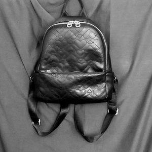 Black backpack bag